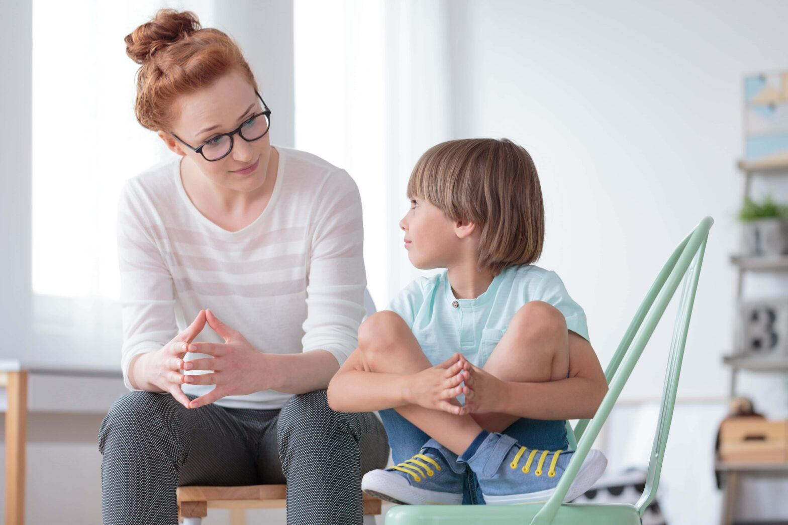 Adopting a Child with Hearing Loss