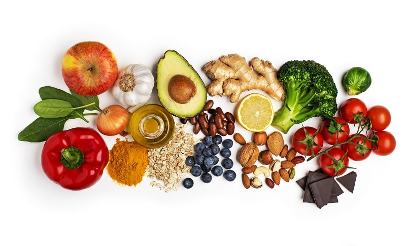 Foods that support hearing health